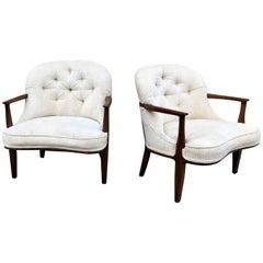 Pair of Dunbar 'Janus' Lounge Chairs