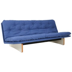 Dutch Mid-Century Modern Sofa 671 by Kho Liang Le for Artifort, 1960s