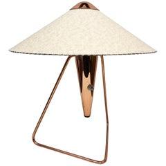 Czech Modernist Desk Lamp by Helena Frantova for Okolo