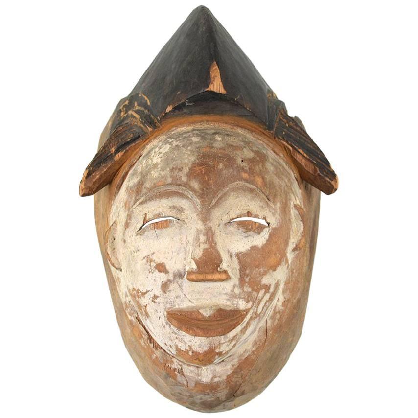 Sicilian Face Mask, circa 1790