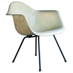 Charles & Ray Eames Zenith Plastics Rope Edge LAX Lounge Chair