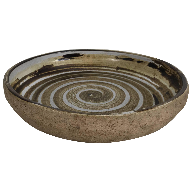 Studio Made Ceramic Bowl by Gordon and Jane Martz for Marshall Studios