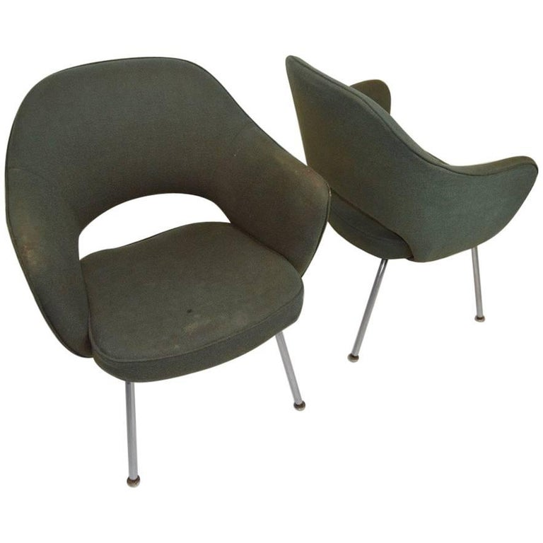 Saarinen for Knoll Executive Chair