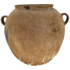 Terracotta Pot from Central Mexico