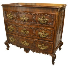 Mid-19th Century Portuguese Commode