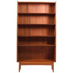 Midcentury Danish Bookshelf in Teak