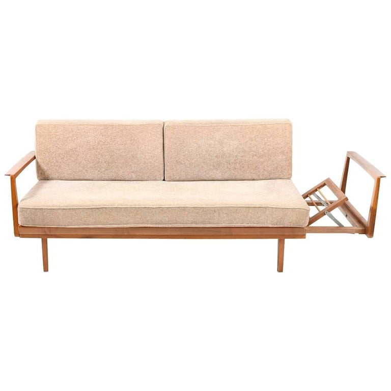 1950s Daybed by Wilhelm Knoll