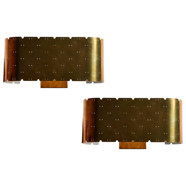 Rewire Custom Shield Sconces