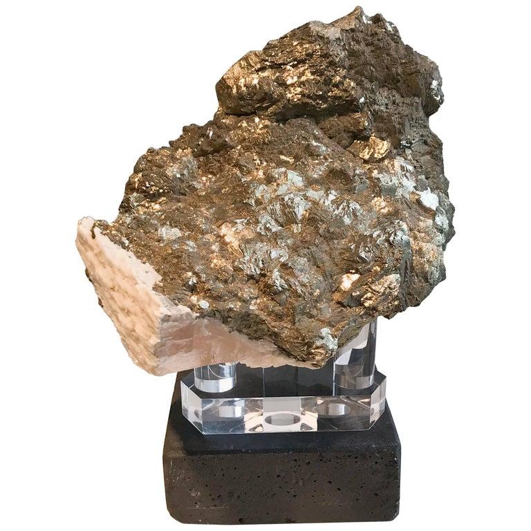 Canadian Pyrite Specimen