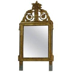 19th Century, French, Louis XVI Style Mirror