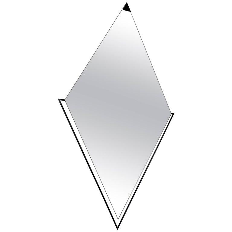 Minimalist Dutch Design Mirror