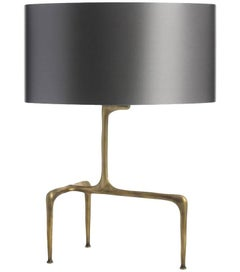 Braque Bronze Table Lamp