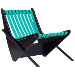 "Brazilian design  ""Boomerang"" Lounge Chair by Richard Neutra"