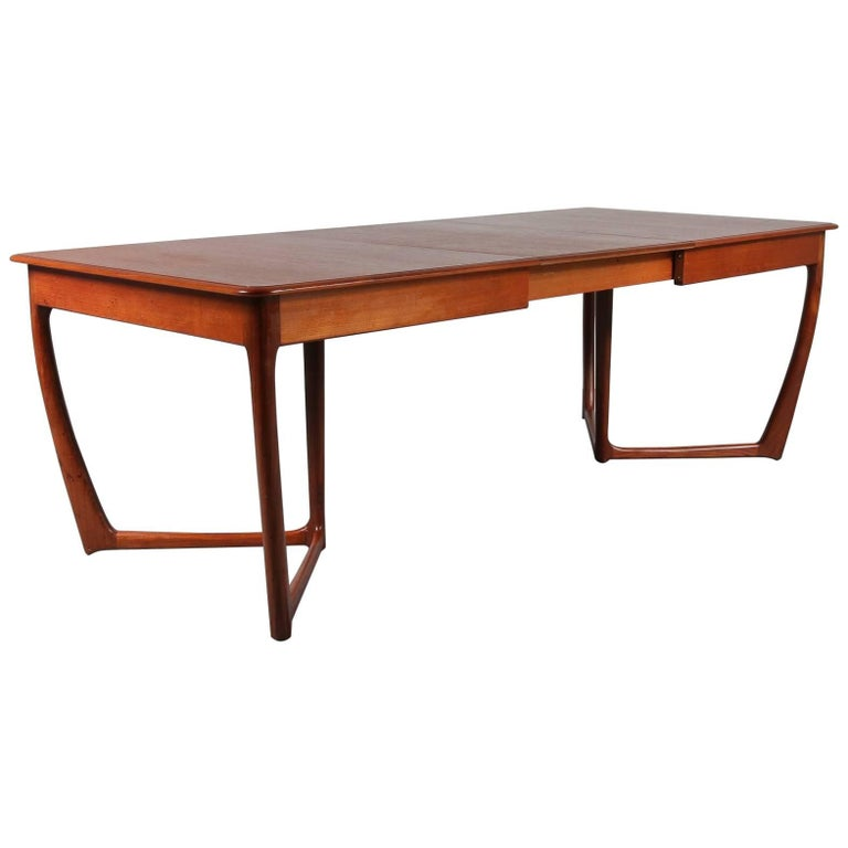 Extendable Dining Table by Beithcraft in Scotland, 1950s