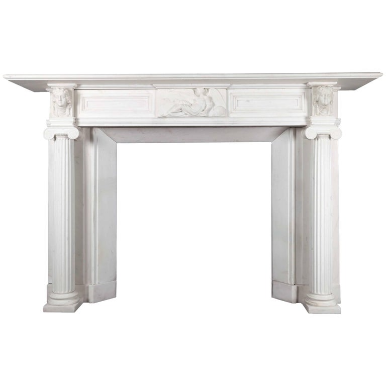 Regency Fireplace For Sale