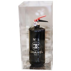 Chanel N°5 Extinguisher Black Glossy Limited