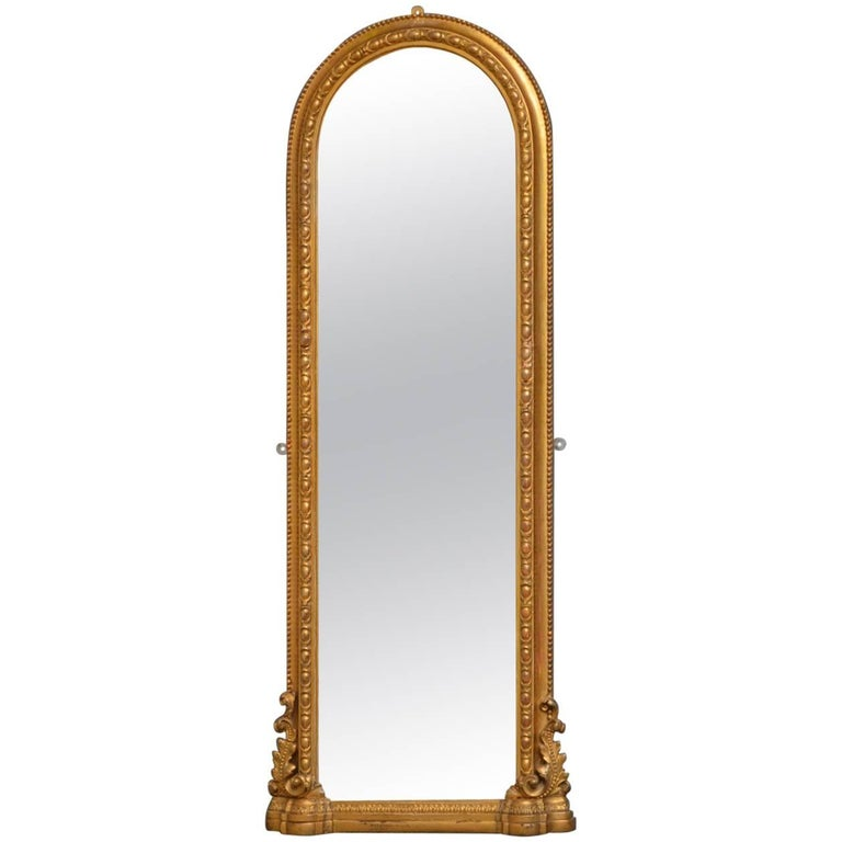 Victorian Pier Mirror For Sale