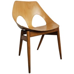 1950s Jason Chair Designed by Carl Jacobs & Frank Guille for Kandya