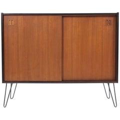 1960 Upcycled Danish Teak Cabinet