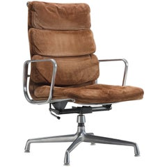Charles and Ray Eames Soft Pad Side Chair