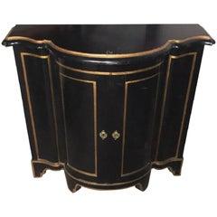 Italian Neoclassical Console Cabinet