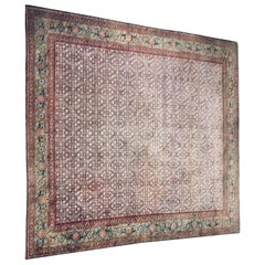 Persian Room Size Rug, Sultanabad