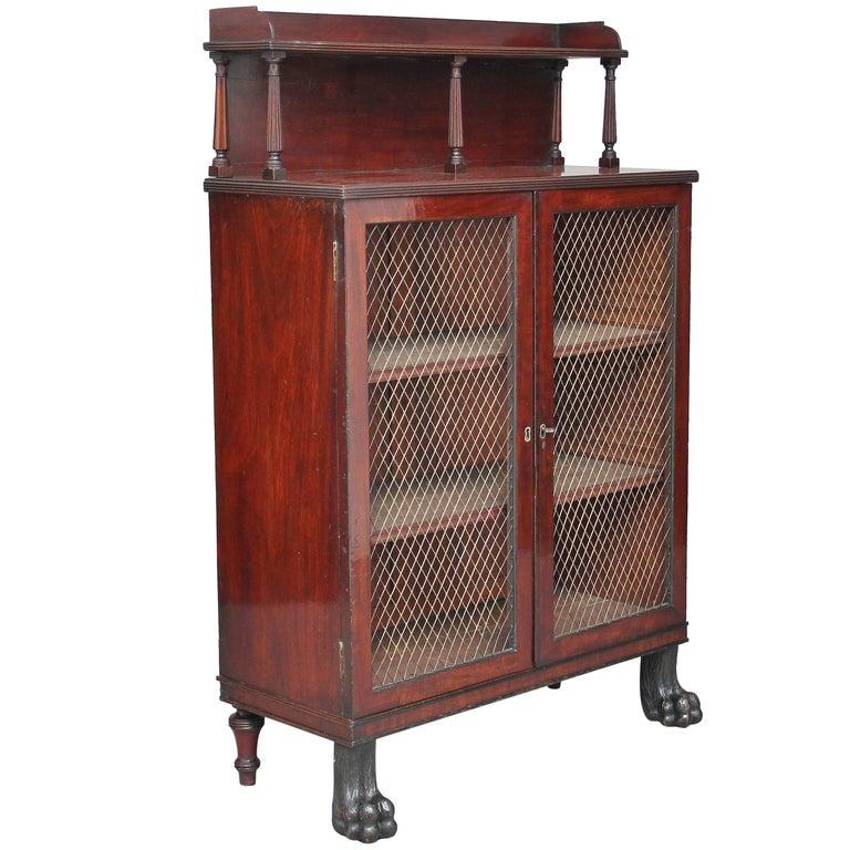 Early 19th Century Mahogany Cabinet