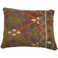 Turkish Flat-Weave Pillow