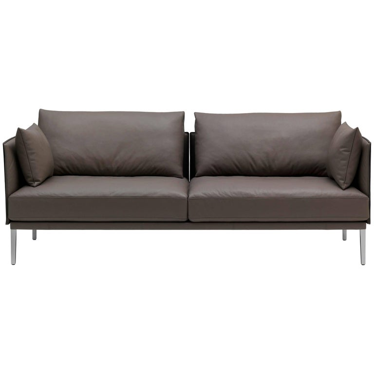 De Sede Leather Sofa DS333