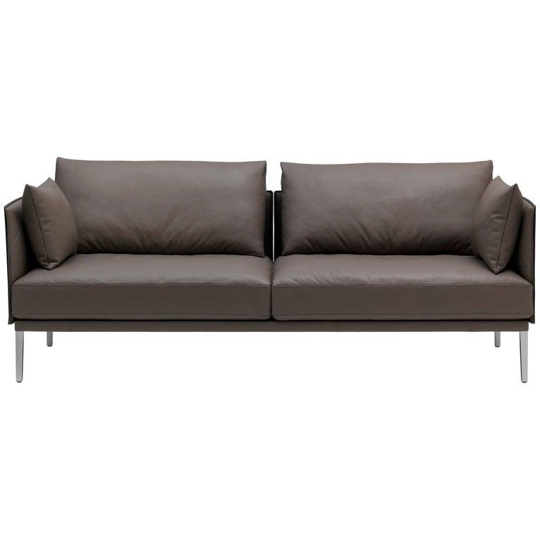 De Sede Leather Sofa DS333