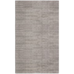 Over-Sized Modern Terra Rug in Natural Wool