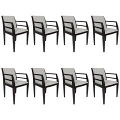 Set of Eight Constantin Boym Arbat Dining Chairs