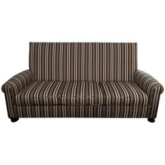 Donghia St. James Striped Sofa