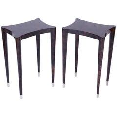 Art Deco Style Penshell Tables