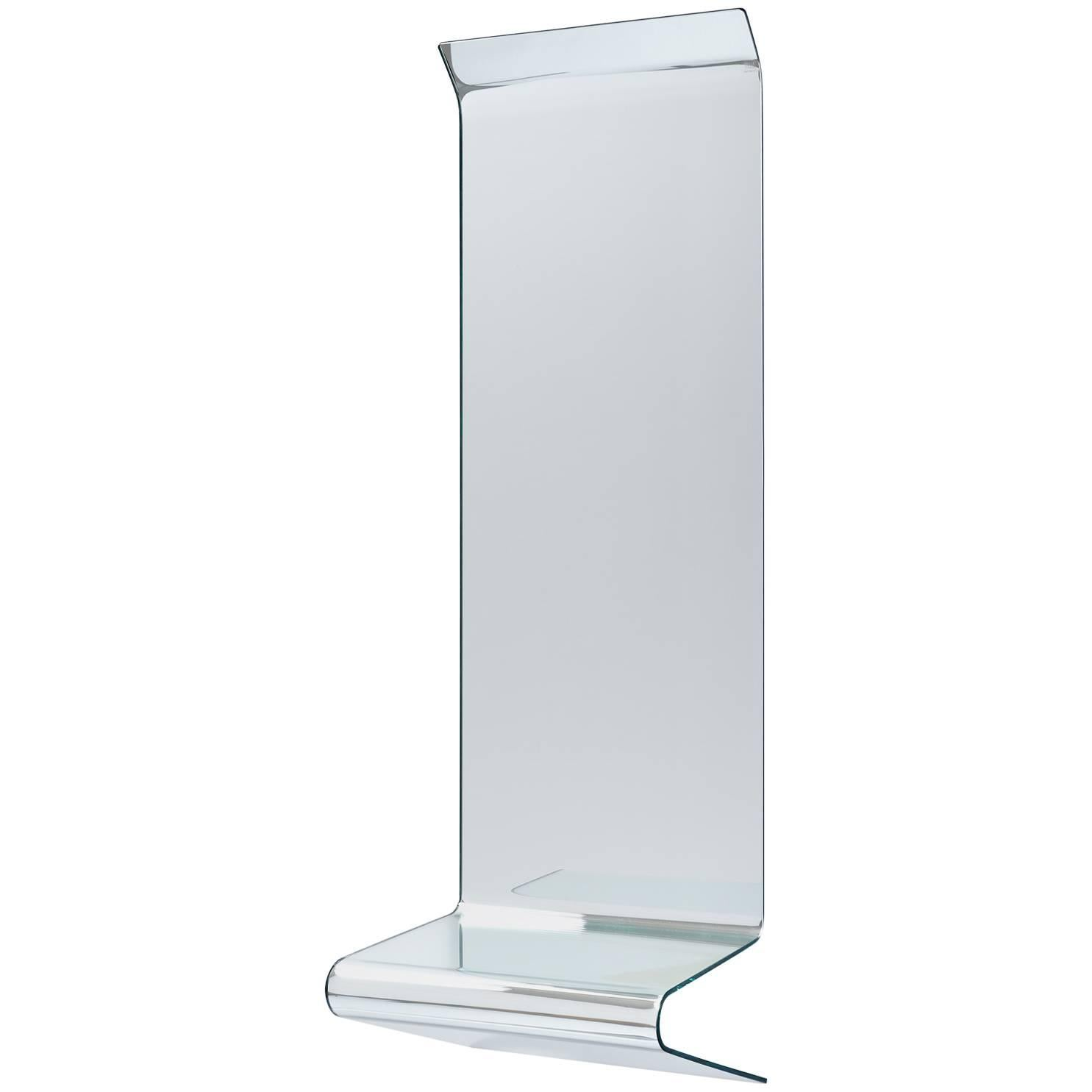 Floating Mirrored Console by Fiam Italia