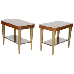 Gilbert Rohde's Side Tables for Paldao Line for Herman Miller, 1940