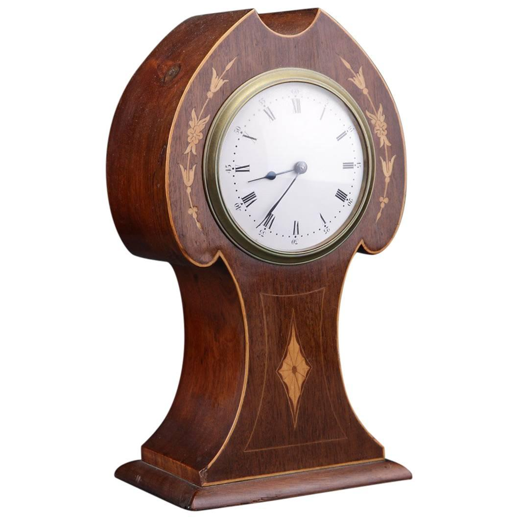 Mantel or Table Clock in Empire Style