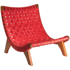Michael van Beuren Mid-Century Butaque Lounge Chair for Indoor or Outdoor