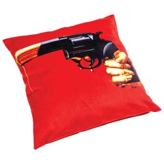 "Seletti Polyester Cushion by ""Toiletpaper"", Revolver"