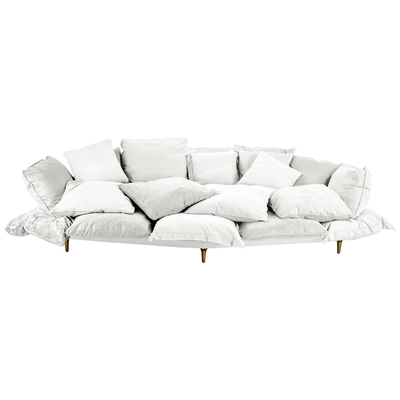 "Seletti Sofa ""Comfy"", White"
