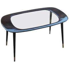 Paolo Buffa Coffee Table Design 1960 Elegant and Refined