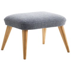 Footstool for Carl-Gustaf Hiort af Ornäs Furniture