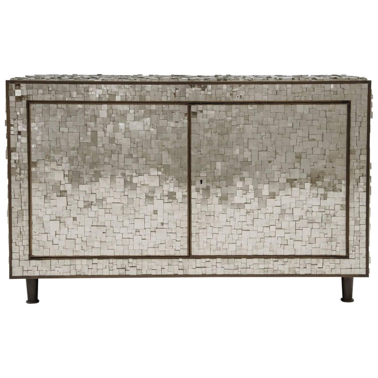 Kam Tin - Pyrite Low Cabinet, France, 2017