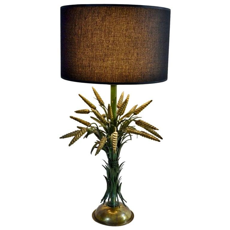 Wheat Sheaf Lamp, 1950s