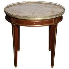 Baltic Louis XVI Bouillotte Table