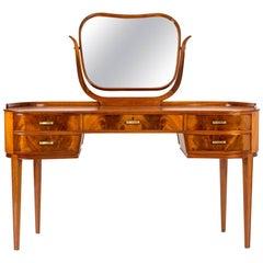 Mahogany Dressing Table by Axel Larsson
