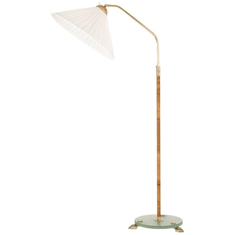 Swedish 1930s Floor Lamp