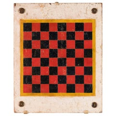 Double-Sided Pine Gameboard