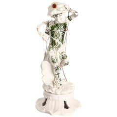 Untitled #1 from 'Los Infortunios de la Virtud' series, Antique French Statue