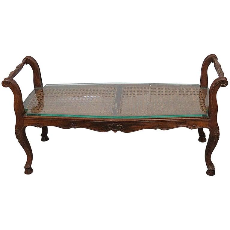 Regency Style Coffee Table
